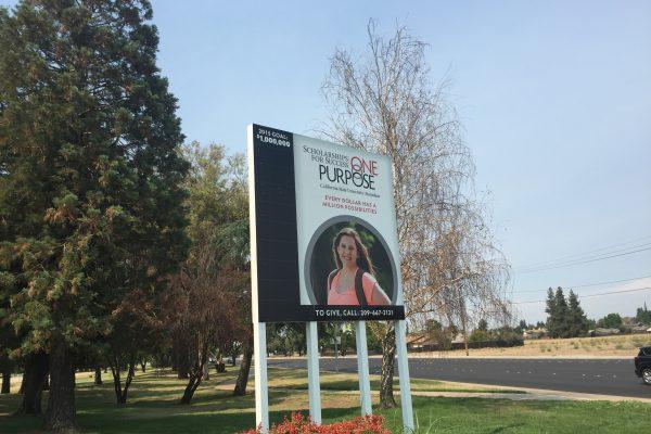 csus turlock billboard sign 002