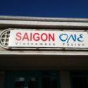 Modesto, CA – Updating Sign Face for Saigon One Restaurant