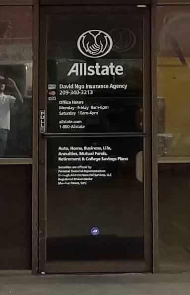 Modesto, CA Custom Informative Exterior Signs for Businesses, Vinyl